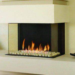 ORTAL estufa gas Clear 150 TS
